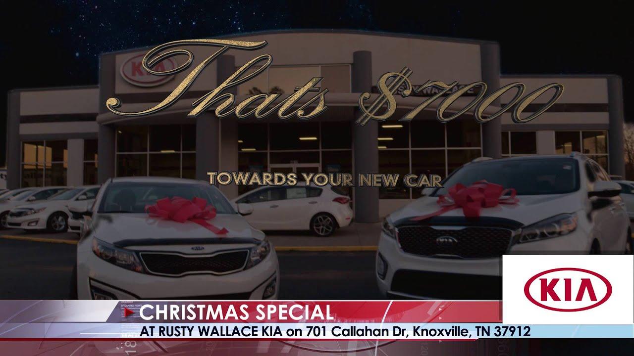 Rusty Wallace Kia Callahan Christmas Special