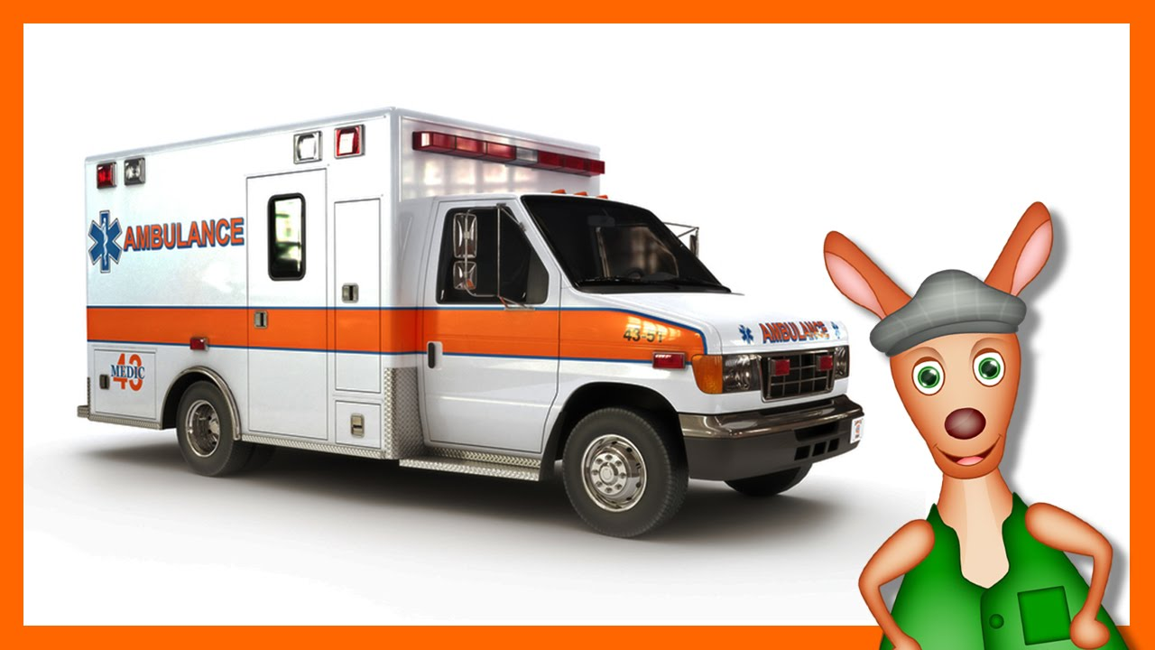 Emergency Vehicle Videos For Kids