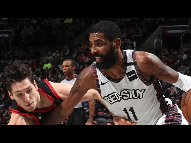 Brooklyn Nets vs Chicago Bulls Full Game Highlights | January 31, 2019-20 NBA Season