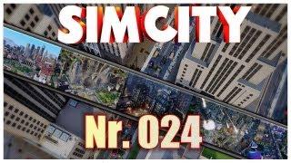 SimCity 2013 Let's Play S1-E024 - ( 100000 für Nichts! ) [Deutsch] [HD]