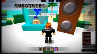 Roblox Music Video - La Da Dee