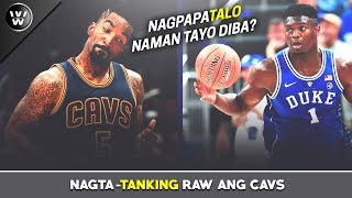 Naku po! Ite-TRADE na si JR Smith | Tanking for Zion Williamson?
