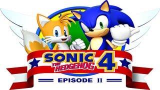 Sonic the Hedgehog 4 - Episode II ( PC ) GAMEPLAY FULLHD GTX 580