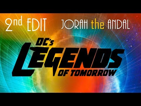 Legends of Tomorrow - Legends Never Die Medley (Season 2 Soundtrack) Second Edit