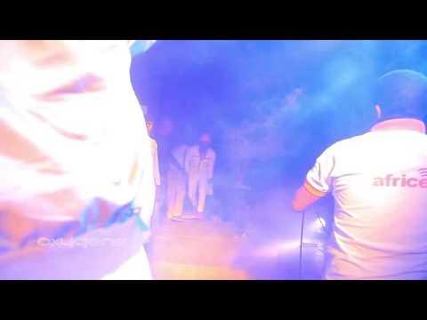 Oxygène bleduza en concert à Kolwezi spot