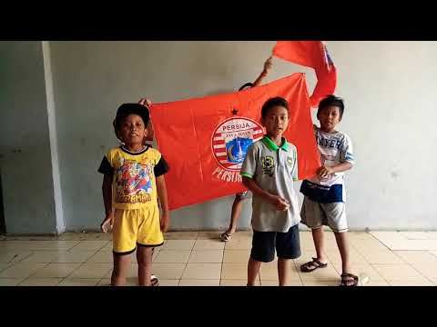 lagu Persija-Ku Kibarkan Bendera PERSIJA