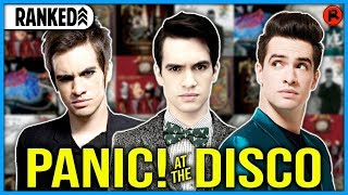 Baixar Every Panic! At The Disco Album Ranked WORST to BEST