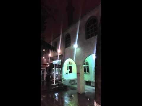 K.Çekmce Yıldız Camii imam hatibi İsmail Hoca Cuma Selası
