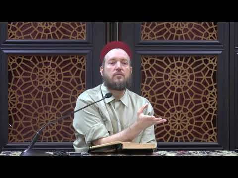 Touring the Gardens of the Righteous | Shaykh Jihad Brown (Part 25)