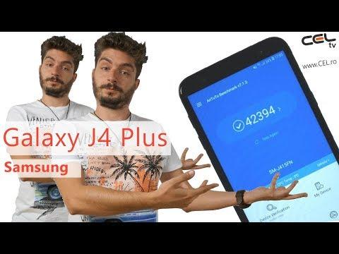 Samsung Galaxy J4 Plus | Telefoanele de buget au inceput sa arate bine | Review