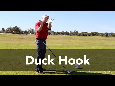 How to Fix a Duck Hook with the Driver | Golf Instruction | My Golf Tutor