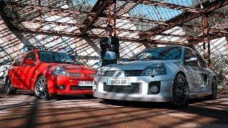 Clio V6 VS 182 RS TROPHY!!  Les Clio 2 COLLECTORS!!