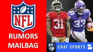 NFL Rumors Mailbag: Trade Rumors On Chris Jones, Dalvin Cook, Raheem Mostert, Free Agency News 2020