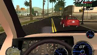 ОБЗОР НА GTA San Andreas SUPER CARS