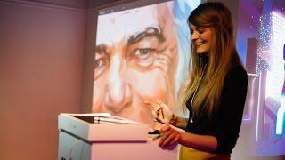 Новые технологии в искусстве — Софья Мироедова