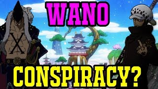 Secrets In Wano: Other Factions - One Piece Theory