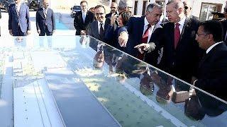 إفتتاح أول مشروع في العالم لنقل المياه تحت البحر