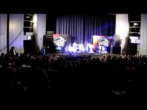 Pete Ray Biggin - Main Stage Performance - London Drum Show 2015