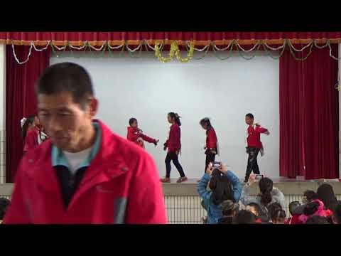 106年聖誕節暨教學參觀日--五年級表演