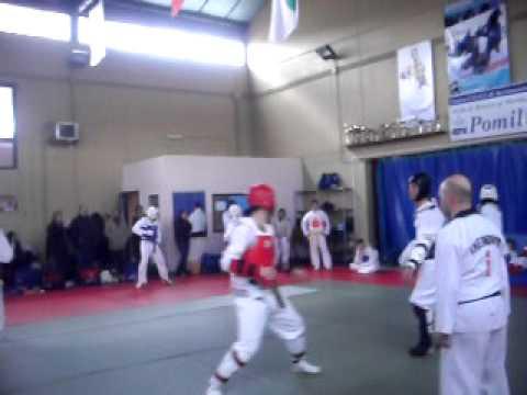 pomilia taekwondo SALVATORE PERNA