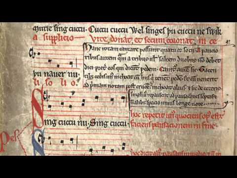 Sumer is icumen in - instrumental - The Cuckoo (song)