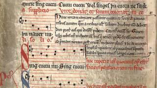 Sumer is icumen in - instrumental - The Cuckoo (song)