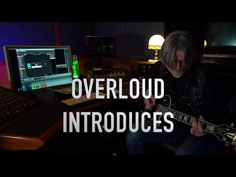 Overloud TH-U Full Guitar Amp Simulator – Time+Space