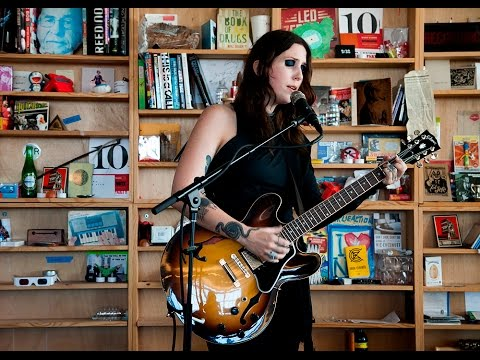 Chelsea Wolfe: NPR Music Tiny Desk Concert
