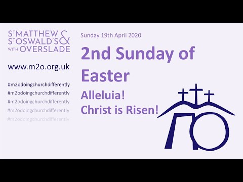 Sunday 19 April Morning Service