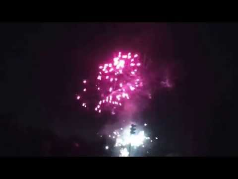 FIREWORKS Canada Day Streetsville Mississauga