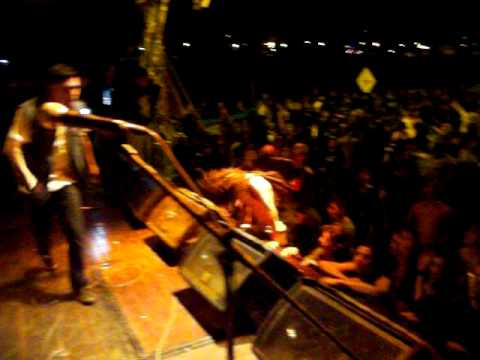 THICK AS BLOOD LIVE @ ROCK AL RIO COLOMBIA