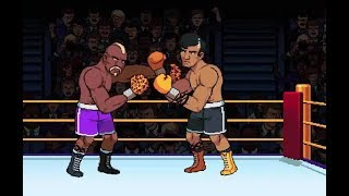 BIG SHOT BOXING GAME LEVEL 3-5 WALKTHROUGH