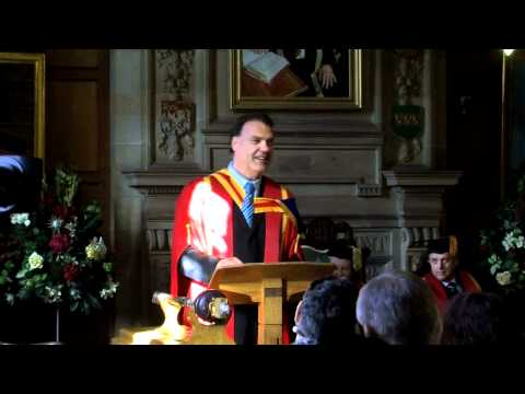 Bryn Terfel - Honorary Doctorate - Bangor University
