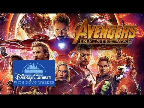 Avengers: Infinity War - Disneycember
