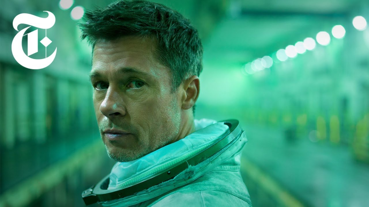 Inside the look of Brad Pitt's 'Ad Astra' and its 'near future' sci-fi vision