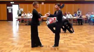 Vienna Dance Contest 2011 - Doležal & Vaníček - rumba