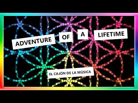 EL CAJON DE LA MUSICA Adventure Of A Lifetime, Instrumental Romantic Relaxing Music, Sax & Flute
