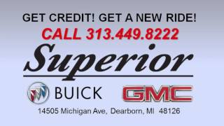 The Bushman LOVES Superior Buick GMC and his 2016 Buick Regal