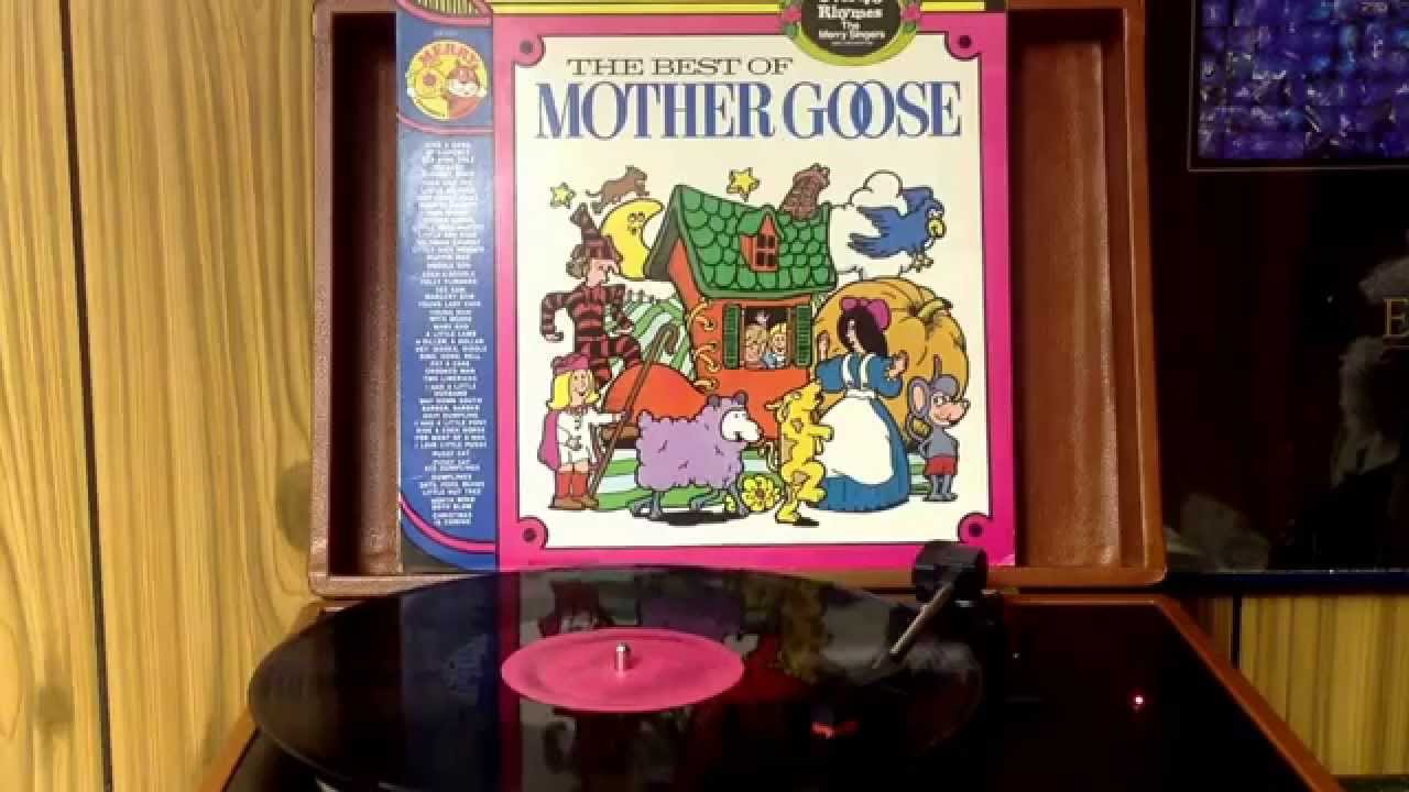 Download The Best Of Mother Goose......side 2