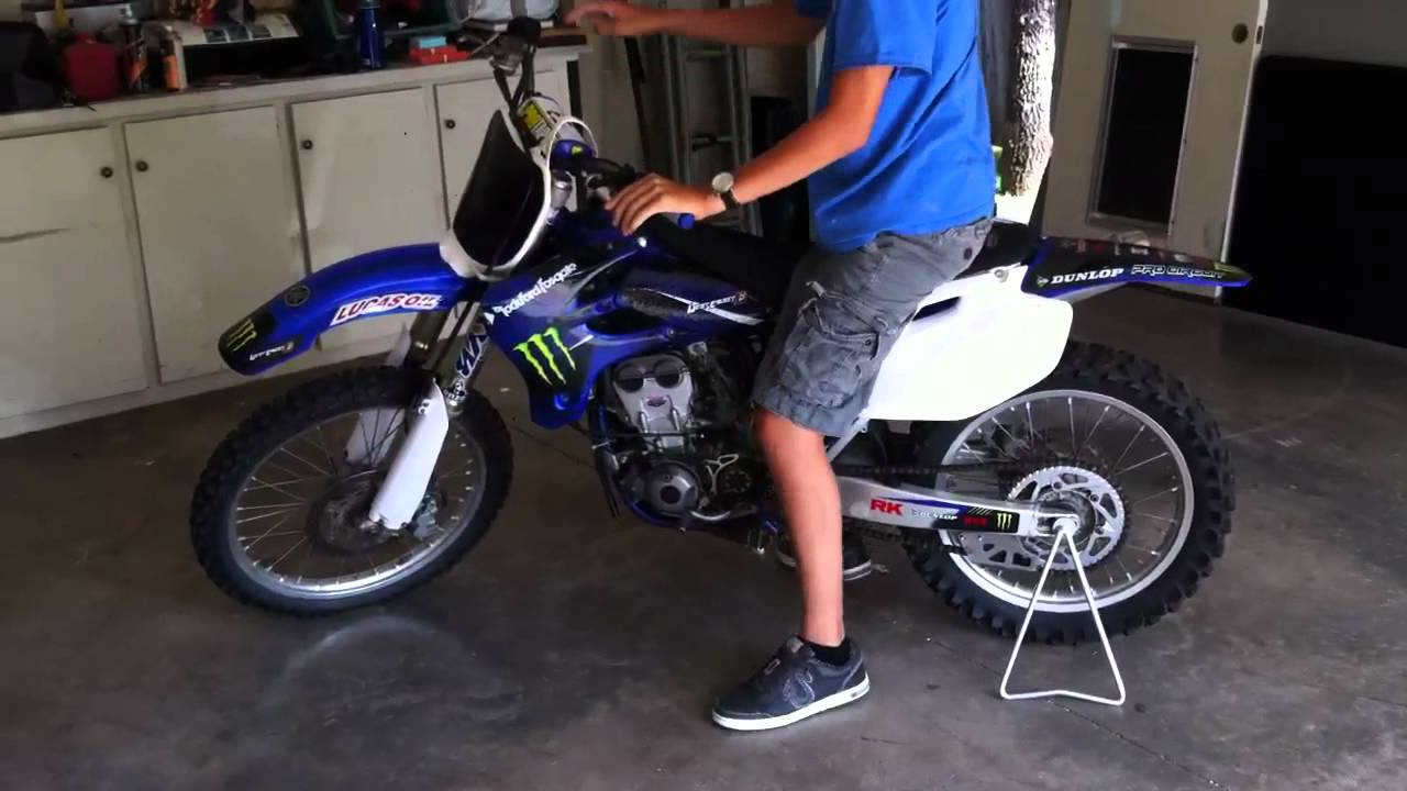 2005 Yz250f For Sale Youtube
