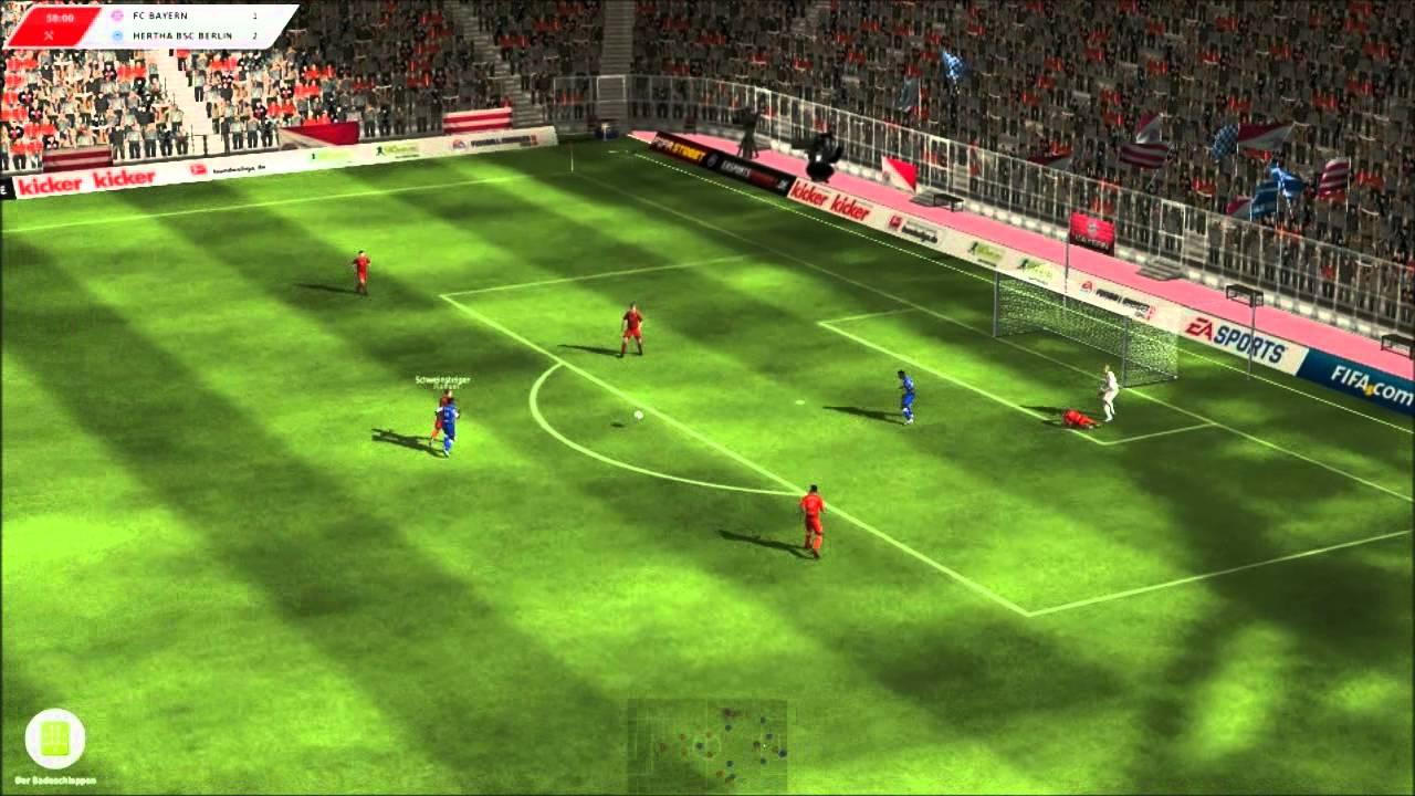Fussball Manager 12 26 Bayern Munchen 3d Spiel 2 2 Hd