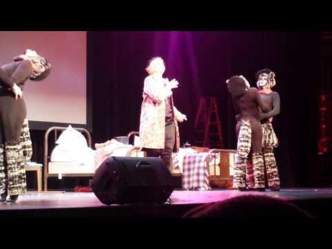 Mink Stole sings Bang Bang at Baruch College