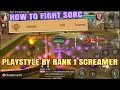 How to Fight Force user & Elemental Lord w/ Screamer on Ladder PVP | Dragon Nest M SEA