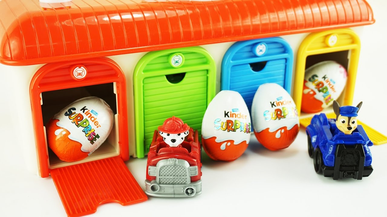 Tayo the Little Bus Surprise Eggs Fun