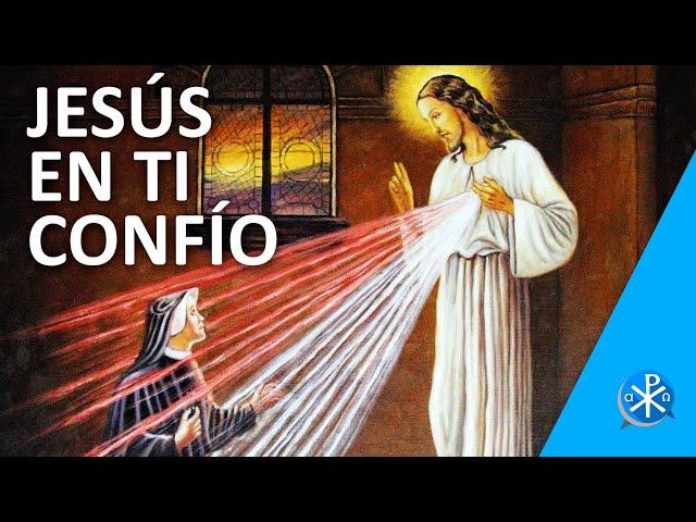 Jesús en ti confío   Perseverancia - P. Gustavo Lombardo