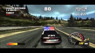 Burnout 2: Point of Impact (PS2) - Pursuit 2