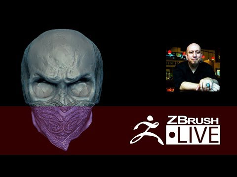 T.S. Wittelsbach - Sculpting, Printing & ZBrush 4R8 - Episode 2