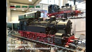 Messerundgang auf der Nürnberger Spielwarenmesse 2019