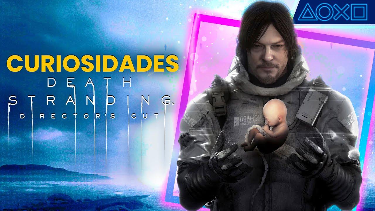 CURIOSIDADES Y DETALLES ALUCINANTES de Death Stranding Director´s Cut   PlayStation España