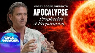 The HITCHHIKER's GUIDE TO THE APOCALYPSE - COREY GOODE @ Cosmic Waves 2019